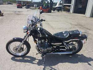 2009 honda CMX250C Rebel 4230 miles