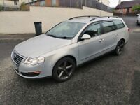 Volkswagen, PASSAT, Estate, 2008, Manual, 1896 (cc), 5 doors