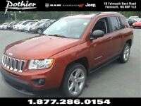 2012 Jeep Compass Limited 4x4 | LOADED | SUNROOF | LEATHER |