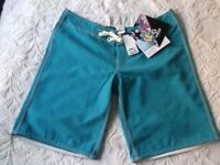 New ladies Animal shorts size 10