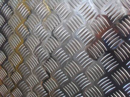 Aluminium  Checker Plate $120 Willetton Canning Area Preview