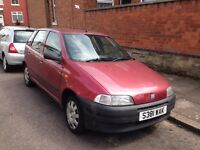 FIAT PUNTO 1.2 NEEDS TO GO £175