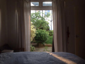 Big Double Room in Flatshare with Garden Available