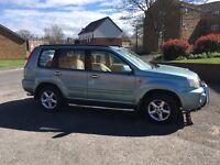 Lovely Nissan X Trail for sale, especially great for dog owners & families looking for an adventure