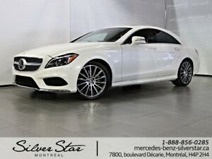 2015 Mercedes-Benz CLS-Class 4matic Coupe