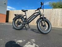 Brand New Fat Tyre eBike 350W 36V13AH with Spare Batteries Available