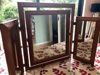 Mirror for dressing table - good condition