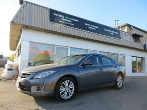 2009 Mazda MAZDA6 AUTO,LOADED,BLUETOOTH,ALLOYS,FOG LIGHTS