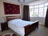 King Size G PLan Oak Bed Frame