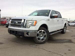 2010 Ford F-150 Lariat, HEATED SEATS, NAVIGATION, BLUETOOTH.