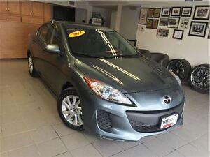 2013 Mazda MAZDA3 GS-SKY 1 OWNER LOCAL TRADE!!!
