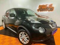 2016 NISSAN JUKE ACENTA PREMIUM 1.5 DCI ** LOW MILES ** BUY FROM HOME TODAY AND GET FREE DELIVERY