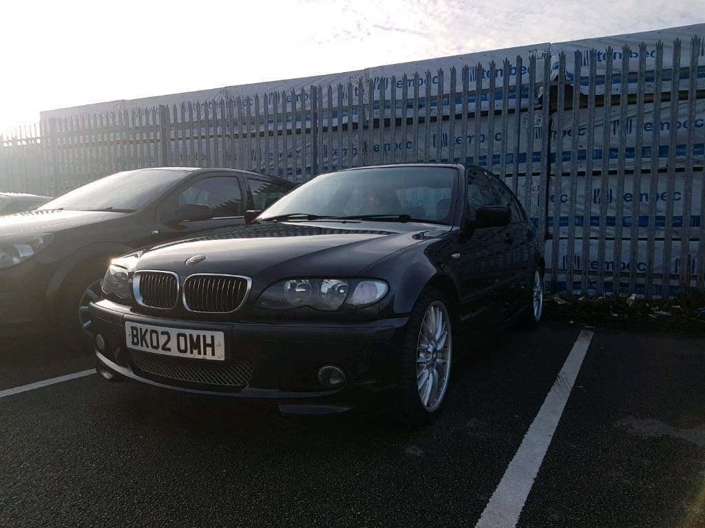 2002 bmw 325i m sport 4dr in chorley lancashire gumtree. Black Bedroom Furniture Sets. Home Design Ideas