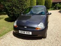 Ford ka zetec only 56000 fsh
