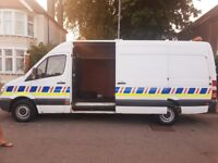 MAN AND VAN SERVICES NATIONWIDE & EUROPE