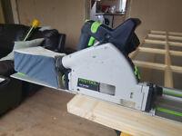 Festool TS55 plunge saw