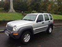 2002 jeep cherokee sport 2.5 diesel