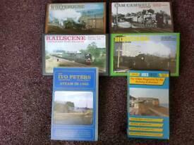 TRAIN VIDEOS(Original Recordings)