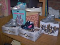 CHILDRENS SHOES AND BOOTS ALL NEW /BOXED