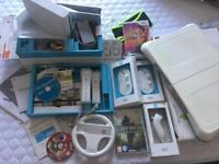 Nintendo Wii Games Console Bundle inc. Wii Fit board