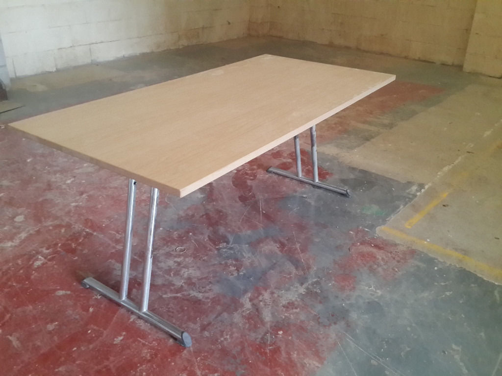 Collapsible table 160x80cm