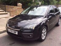 Ford Focus Zetec Climate 2.0 AUTOMATIC Black (Tinted Windows)