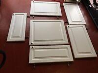 Kitchen Cupboard Doors - White
