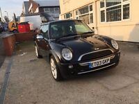 Mini cooper,one, 1.6, Hatchback New MOT, Cream leather and PANORAMIC roof, great condition