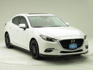2017 Mazda MAZDA3 4dr Sdn Auto GT LOW KM   NO ACCIDENTS