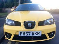 2008 Seat Ibiza Sport 1.9 Tdi Excellent Runner 12 Months Mot 140bhp