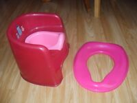 Potty Training Chair and Toilet Seat