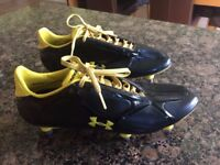 Football/Rugby boots Under Armour (UK size 8)
