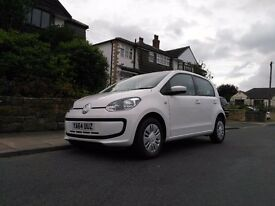Volkswagen up! 1.0 Move Up ASG 5dr AUTOMATIC - VW WARRANTY - IMMACULATE EXAMPLE - RARE