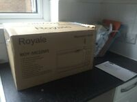Royale microwave brand new