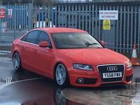 Audi A4 b8 1.8T modified sline rep 09