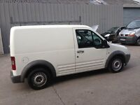 ford transit connect full 12 month mot