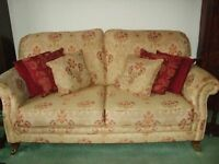 BRITISH MADE LIBRA 3 SEATER SOFA -TRADITIONAL STYLE...£100 TO COLLECT