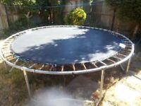 Trampoline (3m diameter) - Good condition. Great Price