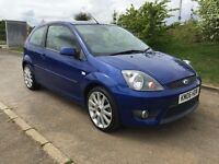 Ford Fiesta ST 150 2006, 28,000 miles, 9 year Ford Service History