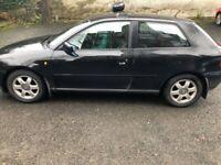 Audi, A3, Hatchback, 1997, Manual, 1595 (cc), 3 doors, £700 ONO