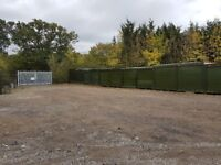 Business /classic car/bike storage close to Woburn Sands, very private area