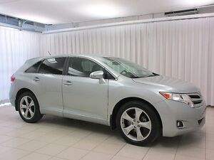 2016 Toyota Venza COME IN TO CKECK THIS BEAUTY LE AWD SUV w/ LEA