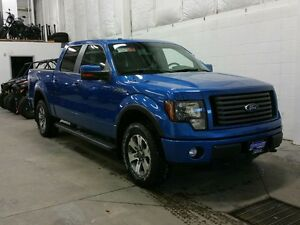 "2011 Ford F-150 4WD SuperCrew 145"" FX4 W/ LEATHER & REMOTE START"
