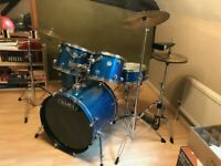 Mapex Horizon Drum Kit with Free Stool