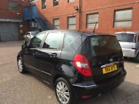 2011 Mercedes A Class Automatic Diesel Good Runner with history and mot (Car Needs New Alternator )