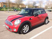 MINI Cooper D ** DIESEL** 2007 (57), Panoramic electric sunroof, 110 BHP, £20.00 Road Tax