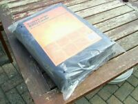 Tesco bbq cover extra large never used still in packet a bargain at £20 h110cm w180cm d110cm