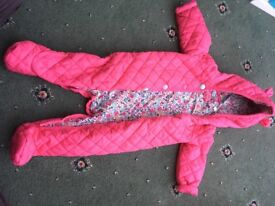 Snow Suit (Joules) 6-9 months