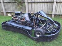 125cc Shifter Go Kart