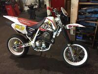 Honda xr 400 supermoto